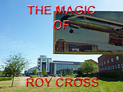 Image link to Roy Cross - Author and Artist feature
