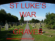 Image link to War Memorial page on St Luke's Cemetery